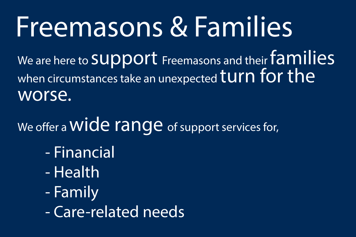 Freemasons & Families