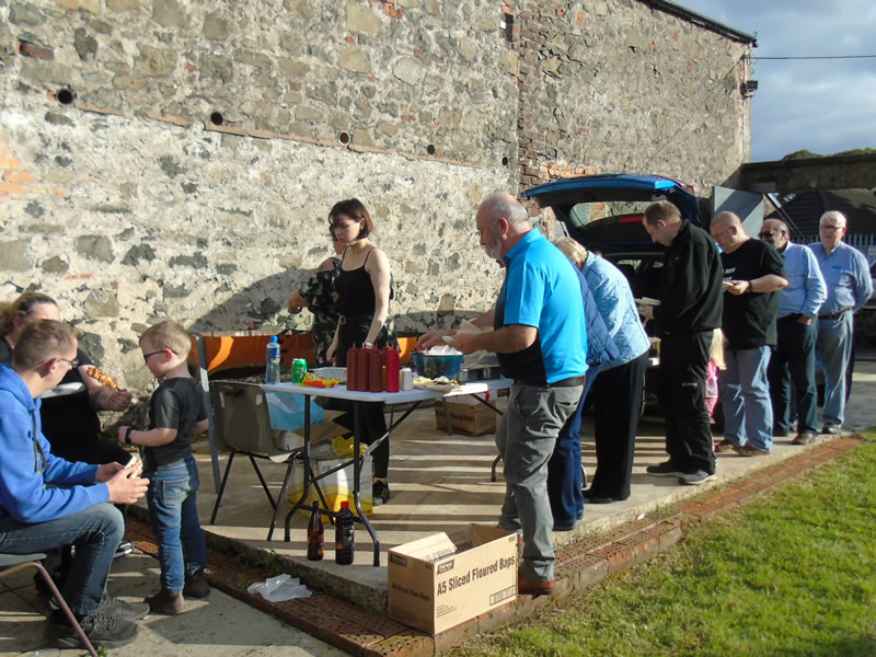Charity Fundraising Duck Race & Barbeque