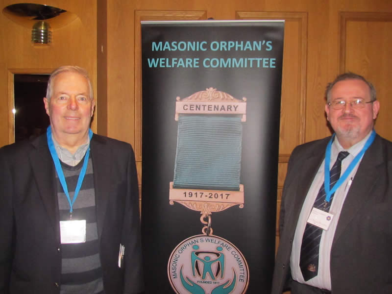 A Report of the Masonic Charity Seminar